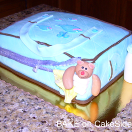Thumb baby shower cakes 041