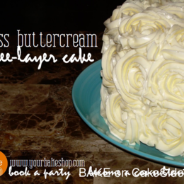 Thumb swiss buttercream