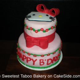 Thumb hello kitty red velvet cupcakes 079