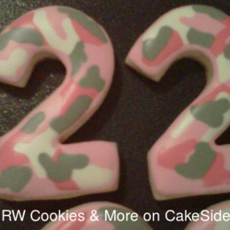 #2 Camouflage Cookie